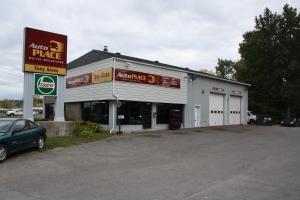 garage St-Eustache