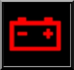 niveau batterie faible
