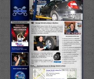garage mécanique automobile et camion léger