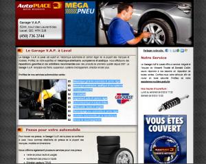 Garage mécanique auto et pneus à Laval