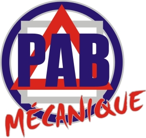 Atelier pab m canique st hubert mon garage automobile for Logo garage mecanique