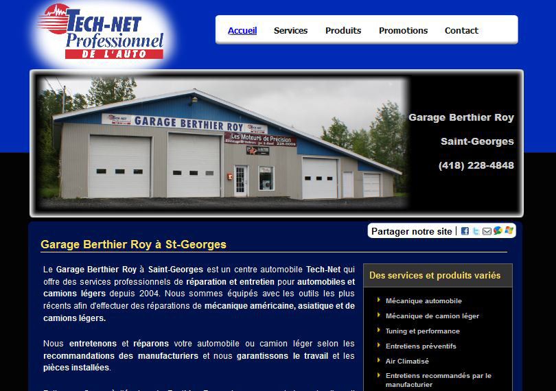 Garage berthier roy saint georges mon garage for Garage auto bussy saint georges