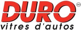 site internet et page web pour Duro Vitres d'autos