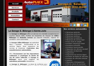 Garage Gilles Gingras à Sainte-Julie