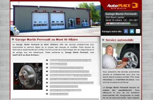 garage martin perreault