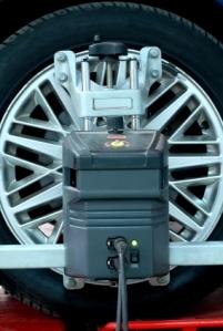 Alignement automobile, alignement camion léger