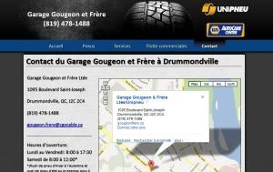 garage gougeon et frère ltée drummondville