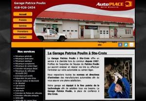Garage Patrice Poulin