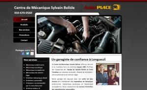 Centre Mécanique Sylvain Belisle