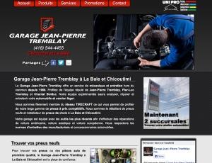 Garage Jean-Pierre Tremblay