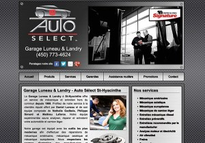 Garage Luneau & Landry