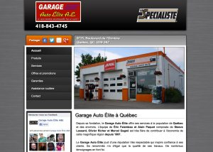 Garage Auto Élite Québec