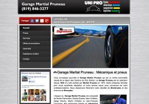 Garage Martial Pruneau Saint-Denis