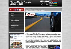 Garage Martial Pruneau Saint-Denis