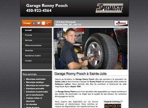 Garage Ronny Pooch