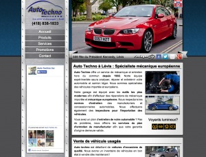 Garage Auto Techno Lévis