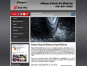 Pièces d'Auto St-Étienne