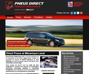 Pneus Direct Mécanique