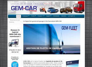 Mon garage automobile sur le web blogue sur les services for Logiciel facturation garage